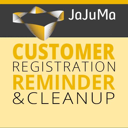 Customer Registration Reminder & Cleanup for Magento 2