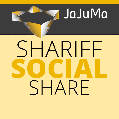 Shariff Social Share Buttons for Magento 2