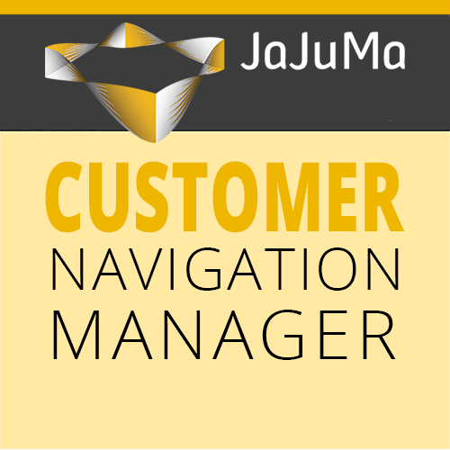 Customer Account Navigation Manager for Magento 2
